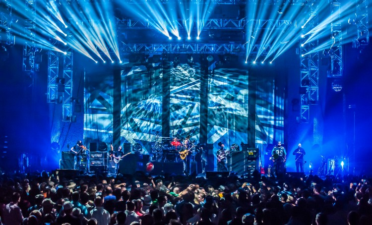 Dave Matthews Band Tripping Billies