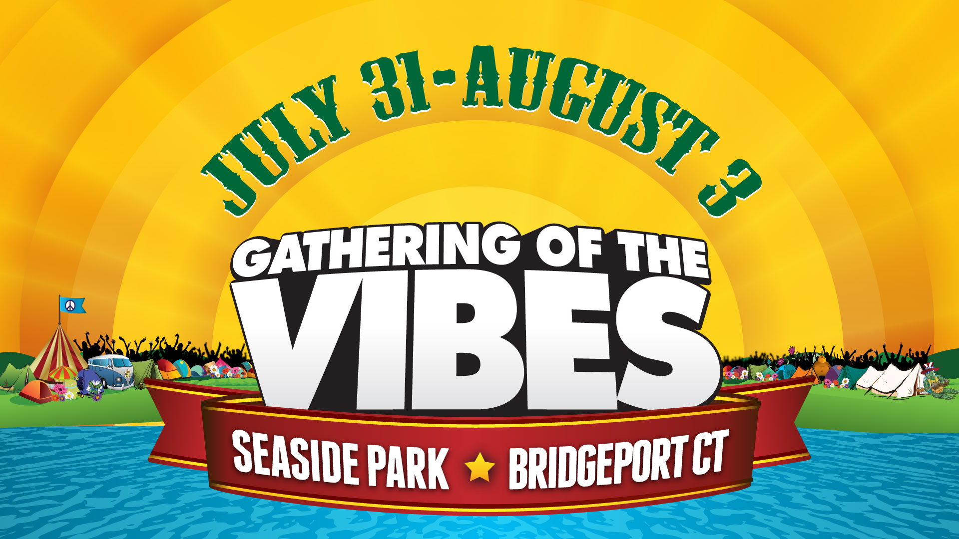 Gathering of the vibes 2018 photos