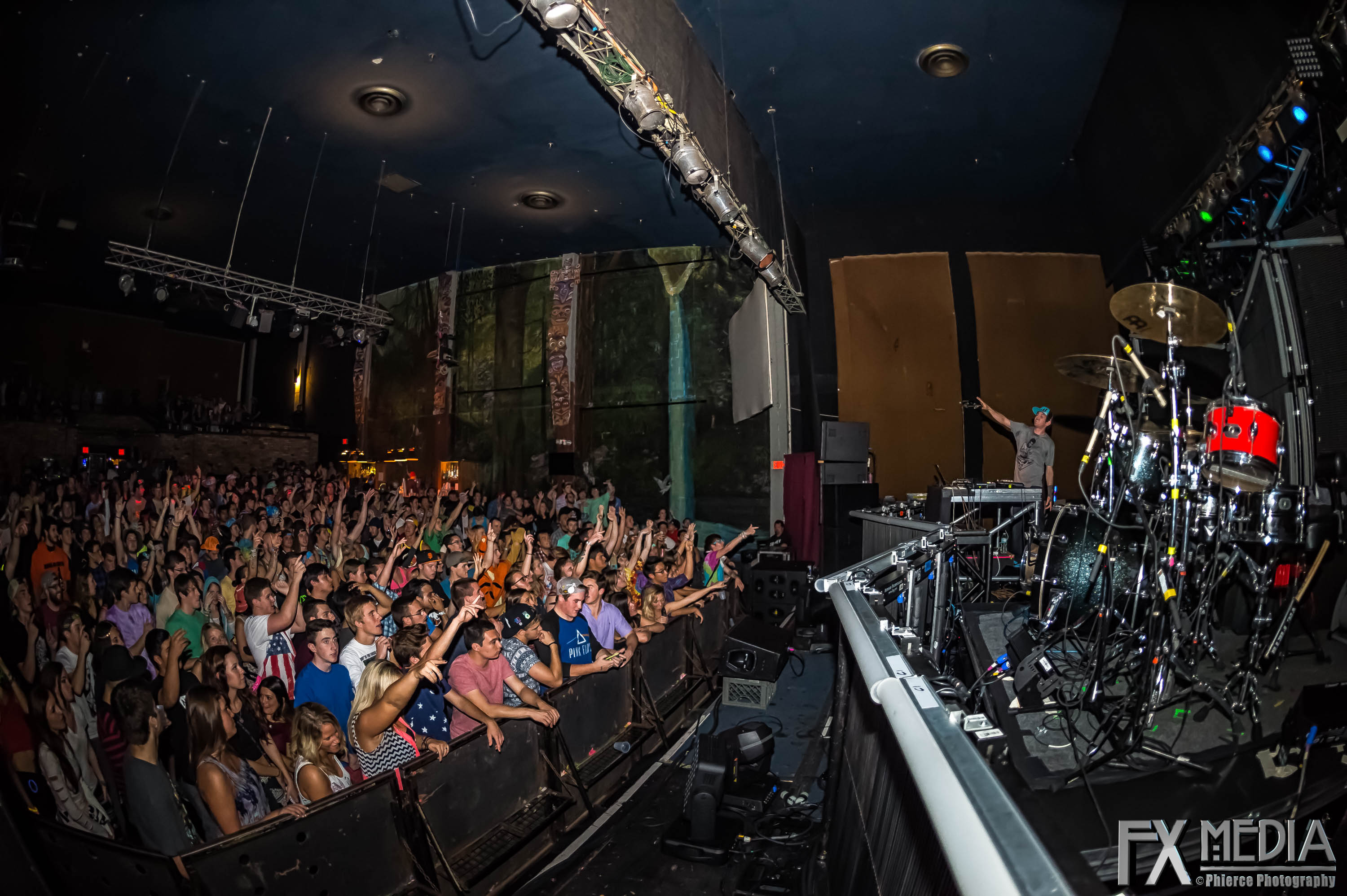 Photography by Keith Griner (PHIERCE Photography) & Big Gigantic - The Canopy Club - Urbana Illinois - Oct. 12th ...