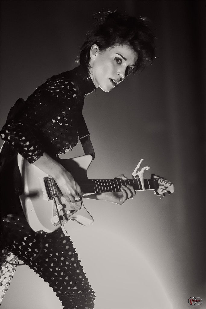 May 28, 2015 St. Vincent at the Brown Theatre in Louisville, Kentucky