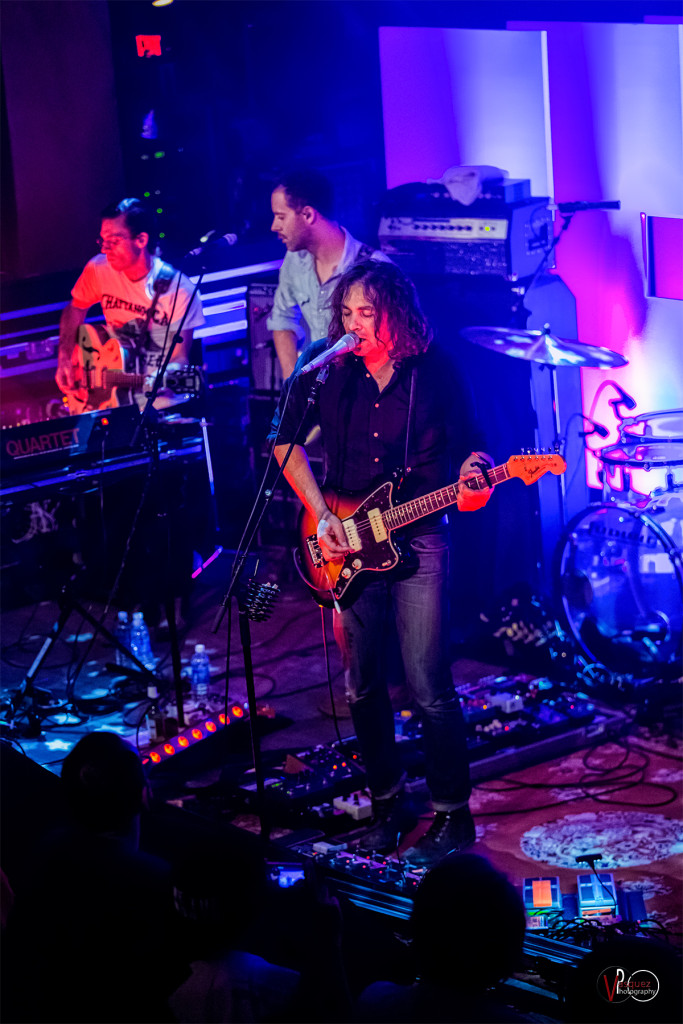 June 12, 2015 The War on Drugs at the Vogue in Indianapolis, Indiana.