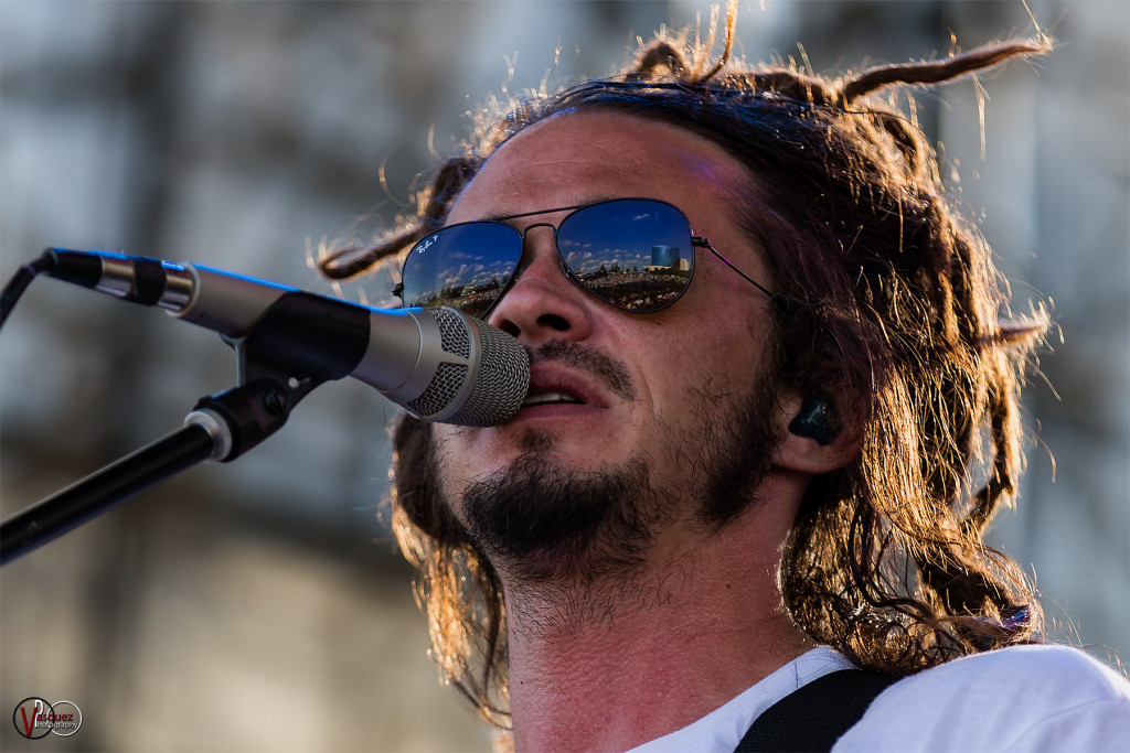 SOJA at the Farm Bureau Insurance Lawn at White River State Park.