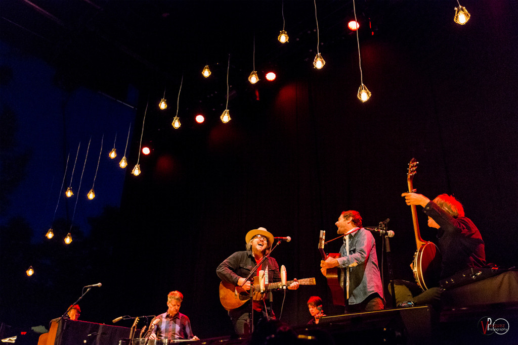 Friday June 26, 2015 Wilco at Soild Sound Music Festival at Mass MoCA in North Adams, MA.