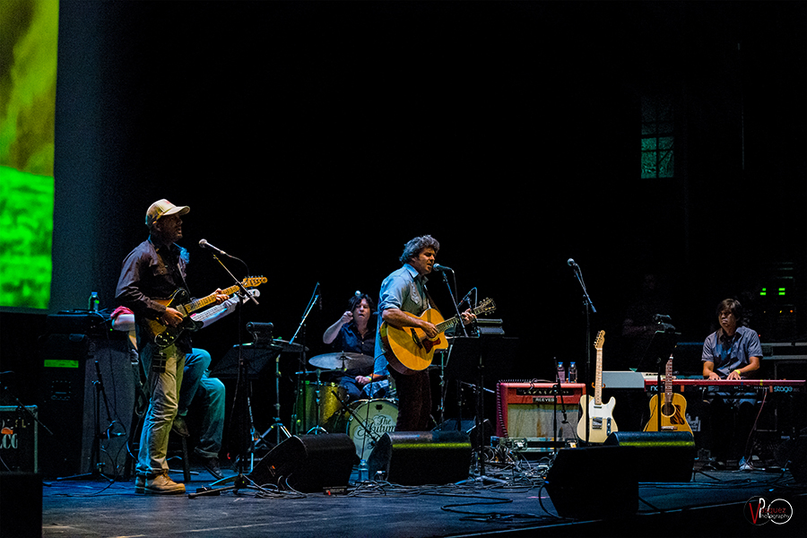 Sunday June 28, 2015 Spirit of Akasha: The Autumn Defense ft. The Windy Hills Solid Sound Music Festival at Mass MoCA in North Adams, MA.