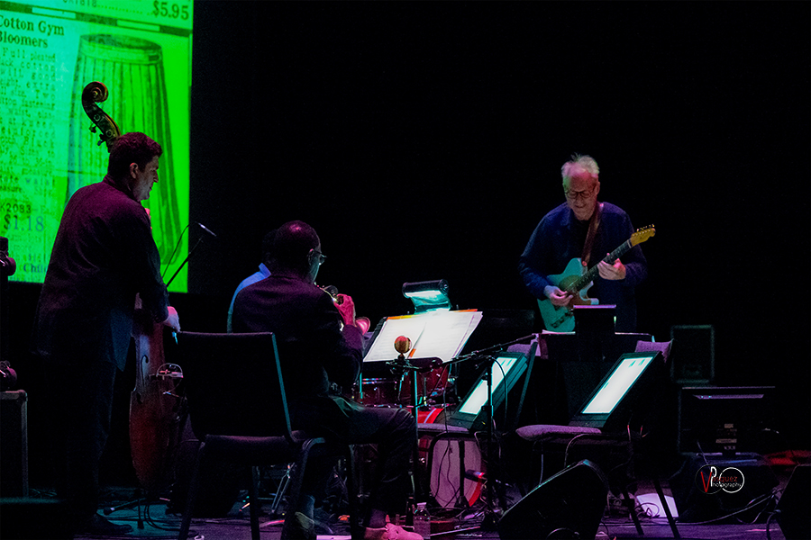 Friday June 26, 2015 The Great Flood: Music by Bill Frisell Soild Sound Music Festival at Mass MoCA in North Adams, MA.